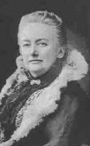 Amelia Edwards was not only a respected novelist, she is also well known for her Egyptology. In fact, it was a donation on her death that made the Petrie Museum for Egyptian Archaeology possible.