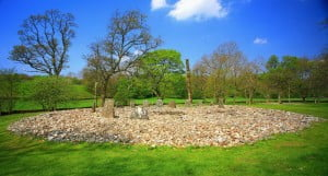 Temple Wood Bronze Age cairn, Kilmartin Valley