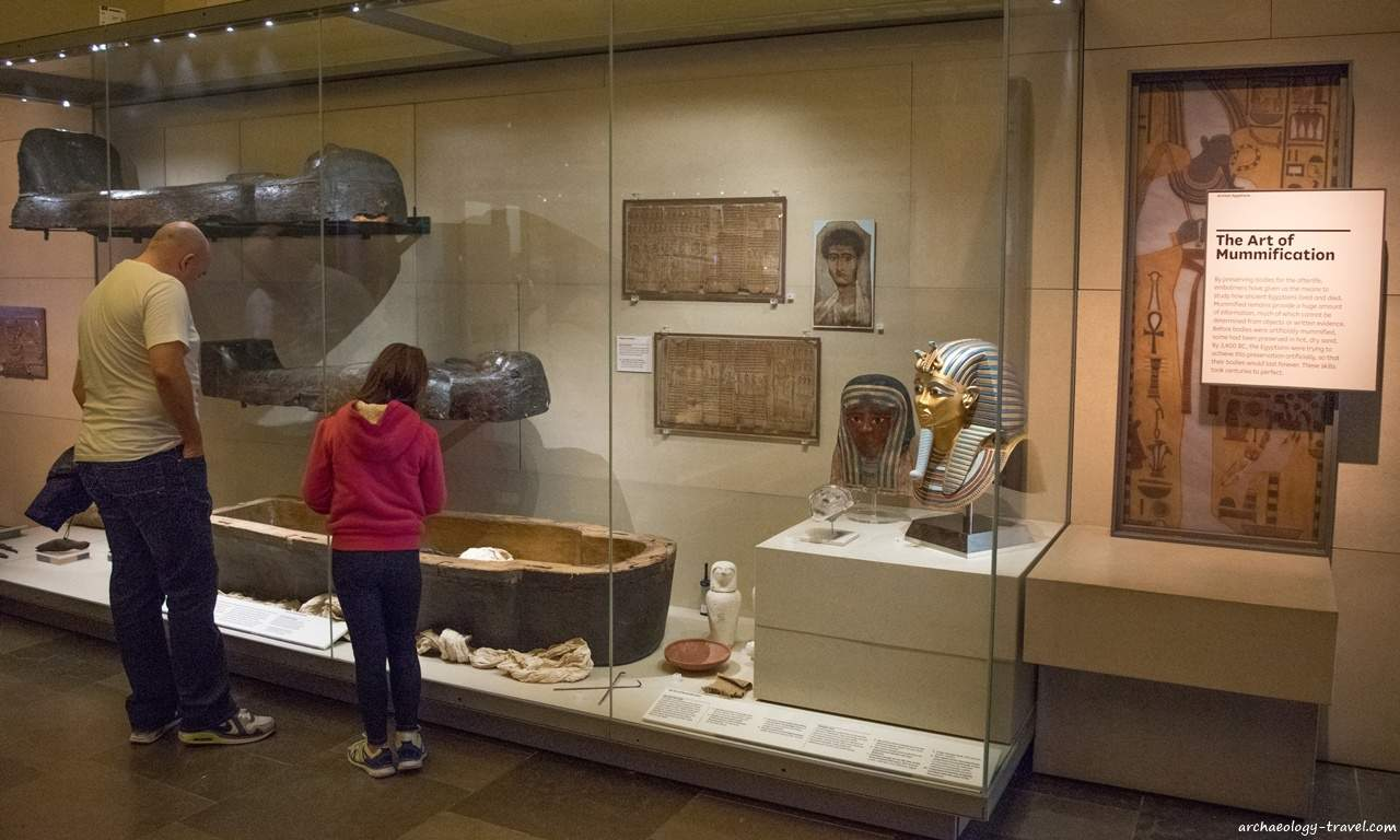 A Museum Without A Mummy  Archaeology Travel - Great museums in us