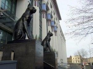 Carreras Building in London