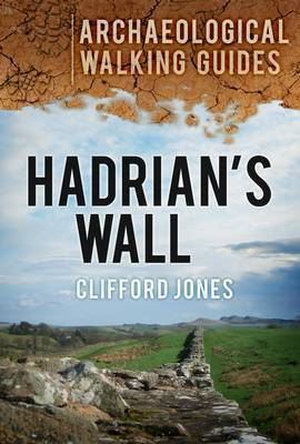 The cover of Hadrian's Wall by Clifford Jones