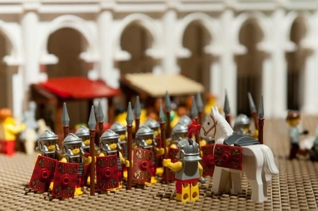 Lego Roman Legion