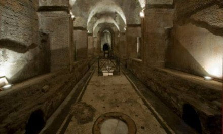Going Underground at the Baths of Caracalla