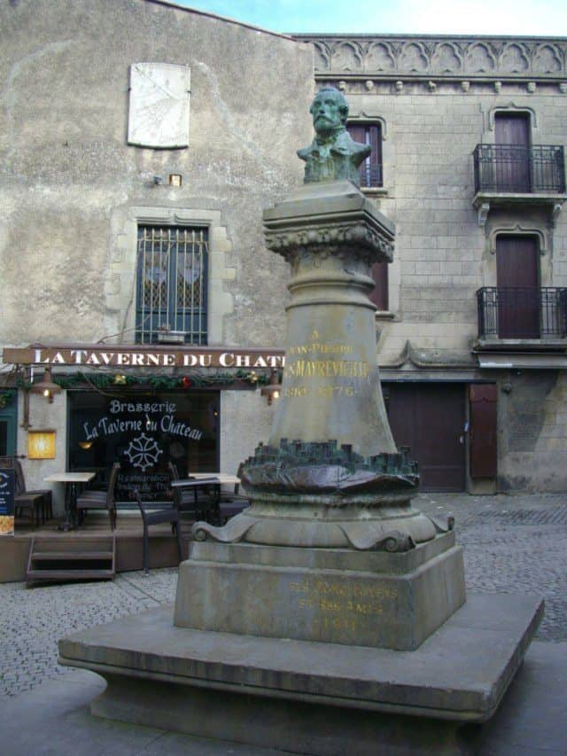 Jean-Pierre Cros-Mayrevieille Memorial Carcassonne