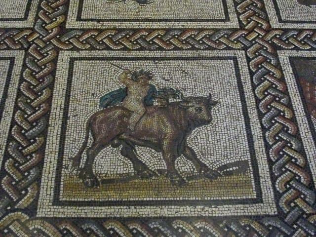 Gallo Roman mosaics