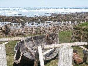 Norse site of l'Anse-aux-Meadows, Newfoundland