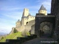 Medieval castle, Carcassonne