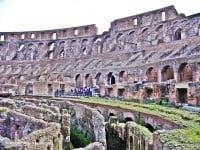 Archaeology Travel   The Colosseum - Flavian Amphitheatre   5