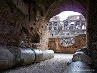 Archaeology Travel   The Colosseum - Flavian Amphitheatre   7