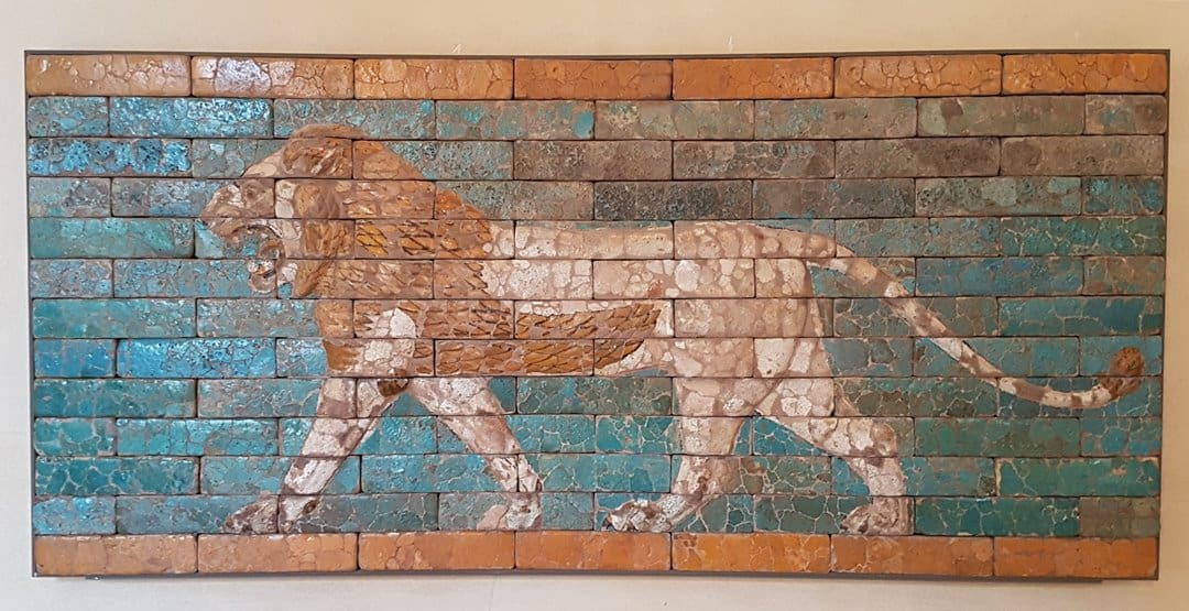 Archaeology Travel | Babylon to Berlin & Beyond: the Ishtar Gate in the Pergamon Museum and Around the World | 1