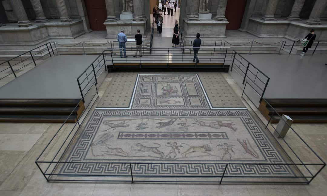 Archaeology Travel   The Market Gate from Miletus in the Pergamon Museum   2