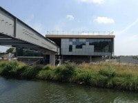 Le musée archéologique Arkéos, Douai in northern France.