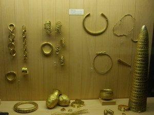Bronze Age gold, France