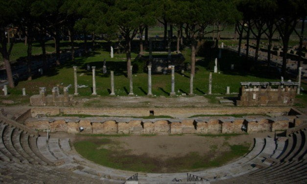 Ostia Antica, Getting Out of Rome City Centre Could Not Be Easier