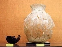 Roman artefacts from the archaeological site of Séviac.