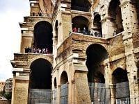 Archaeology Travel   The Colosseum - Flavian Amphitheatre   2