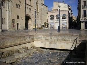 Via Domitia, Narbonne
