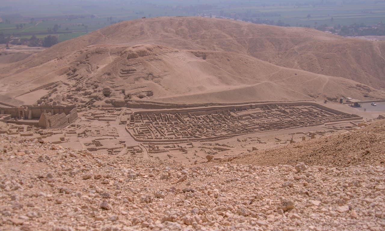 Deir el-Medina and the Temple of Hathor