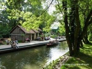 Les Hortillionnages in Amiens