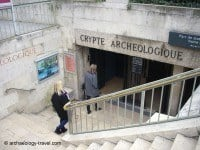 Notre Dame Archaeological Crypte