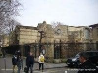 Cluny Roman Baths