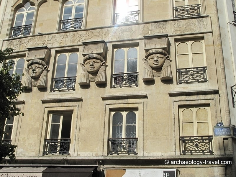 Ancient Egypt On The Streets Of Paris Archaeology Travel