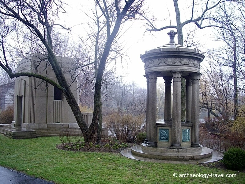 neoclassical style of architecture with egyptian elements. category neoclassical architecture in egypt wikimedia commons . a grey day chicago 39 s graceland cemetery archaeology travel style of with egyptian elements