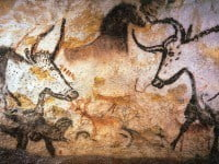 Hall of the bulls, Lascaux.