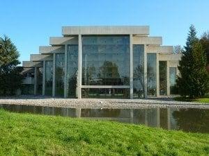 Archaeology Travel   Museum of Anthropology, University of British Columbia   1