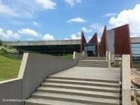 Centre de la Mémoire at Oradour-sur-Glane
