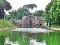 The canopus at Hadrian's Villa.