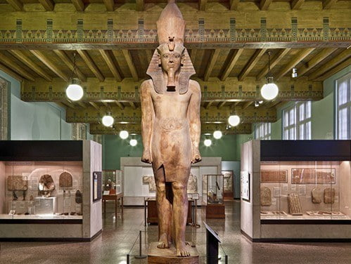 The Colossal Statue of Tutankhamun?