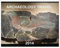 Archaeology photograph calendar for 2014