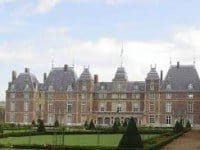 The summer residence of King Louis-Philippe.