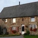 La Haute Mancelière: self catering cottages in Brittany