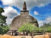 The Kiri Vihara at Polonnaruwa