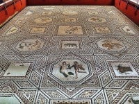 The Dionysus mosaic floor