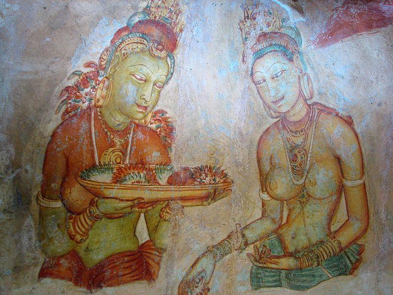 The Ancient City Of Sigiriya Sri Lanka Archaeology Travel