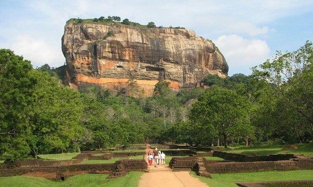 Sri Lanka's Sigiriya: Caught between a Rock and a Very High Place