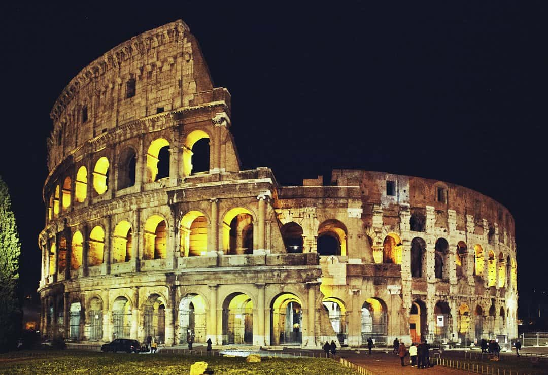 Visiting the colosseum in rome archaeology travel for Rome in rome
