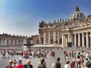 Saint Peter's Basilica.