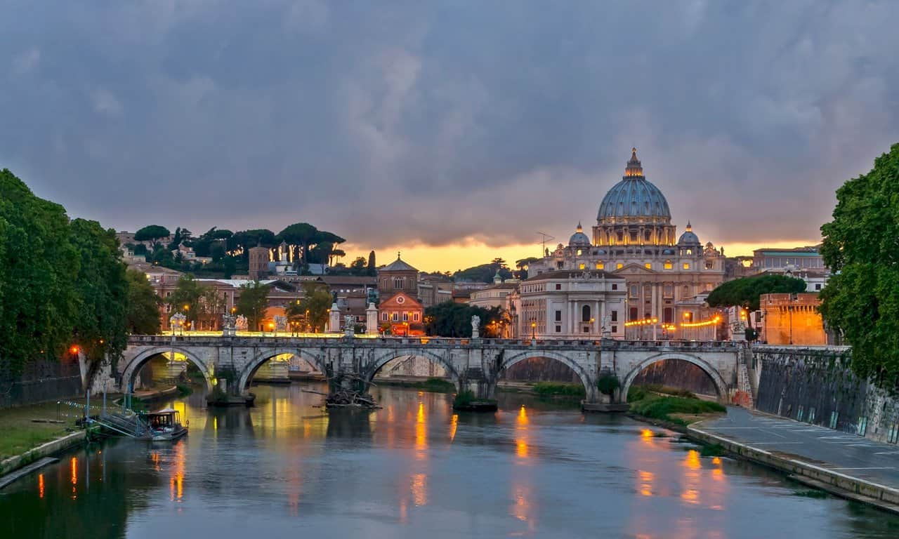 Going Behind, Beneath & Beyond Rome's Top Attractions