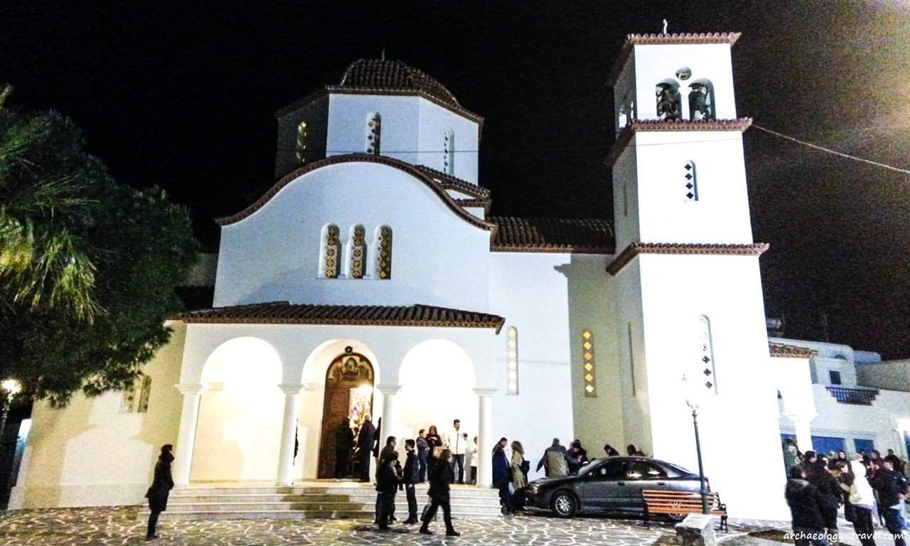 St. Nicolas Church, Marpissa