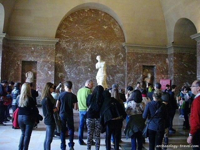 Aphrodite of Milos or Venus de Milo? | Archaeology Travel