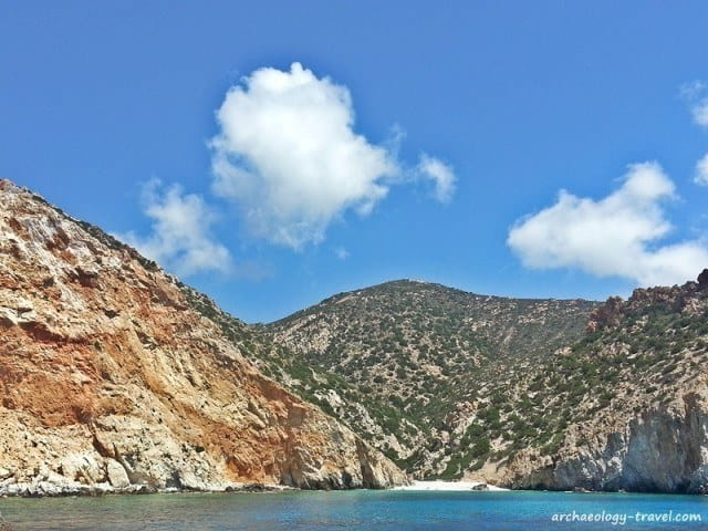 Archaeology Travel | Ancient and Volcanic Landscapes of Milos | 3