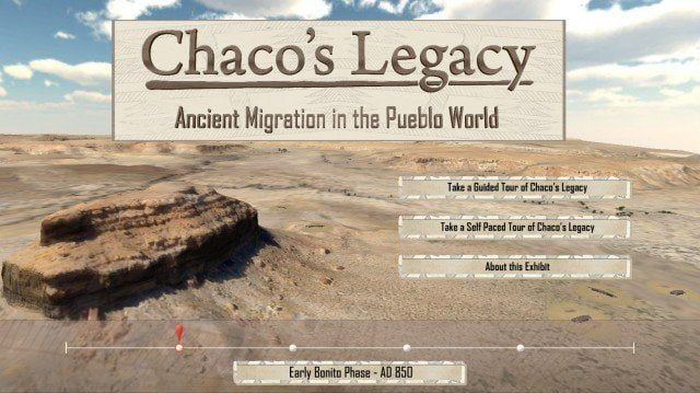 Chaco's Legacy, : a digital model of Chaco Canyon