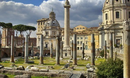 Rome, the Eternal Archaeological City