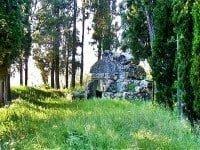 Etrurian tomb in the Cortona Archaeological Park © Bobfog/Wikipedia
