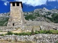 Krujë Castle, Albania © Hons084 - Wikipedia