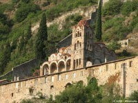 The Monastery of Our Lady Pantanassa, Mystras © Ed88 - Wikipedia